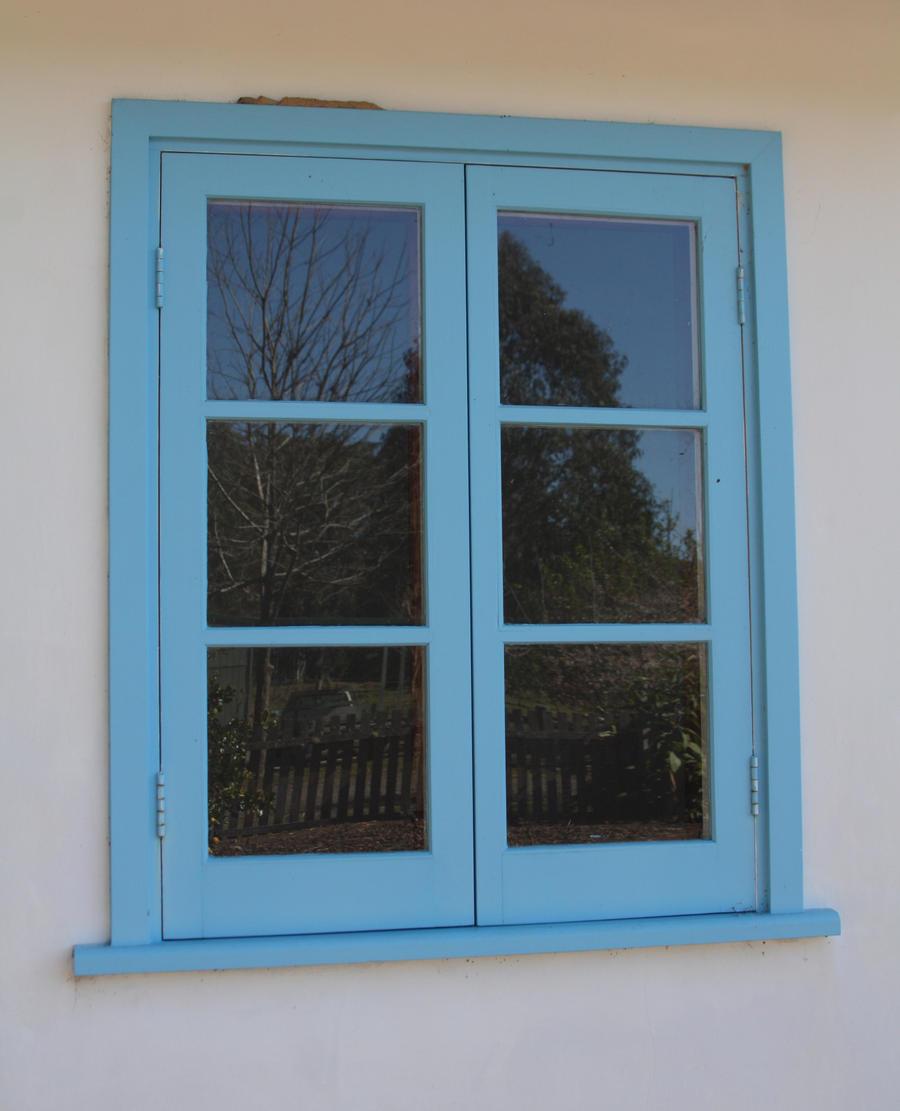 Blue Window 02