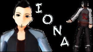 MMD Iona