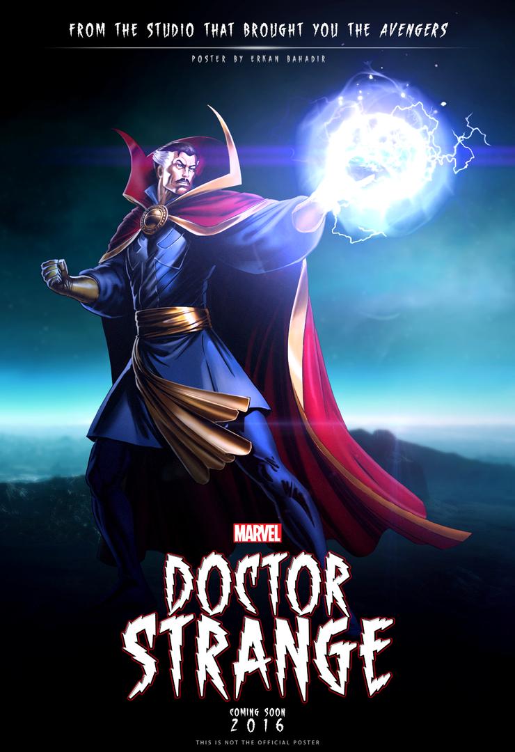 2016 doctor strange movie - photo #23