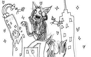 RANBOWSANDUNICORNS AND zombies