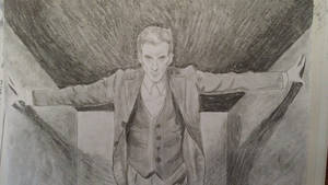 Capaldi, the 12th Doctor