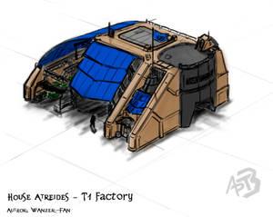 Atreides T1 Factory
