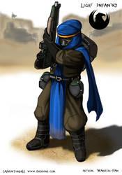 Atreides Infantry concept 2