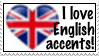 English Accents Stamp by Nickental
