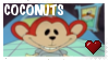 AOSTH - Coconuts Stamp by Nickental