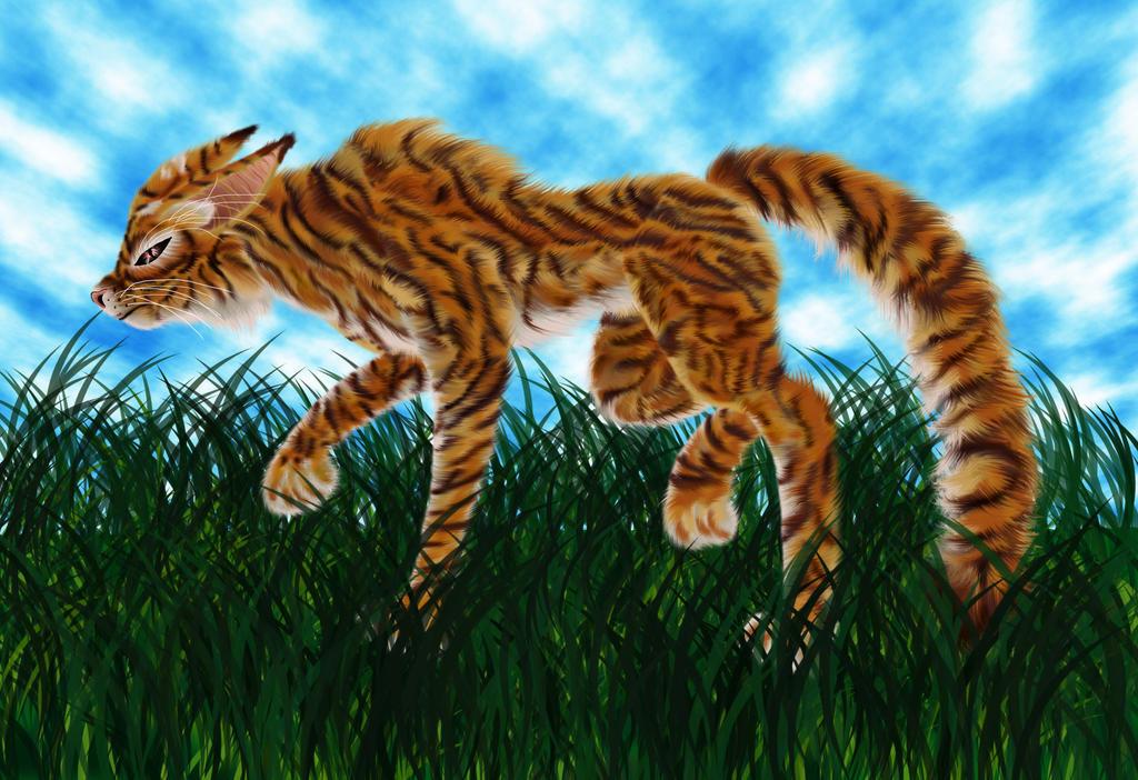 TigerStripe by Selina99999