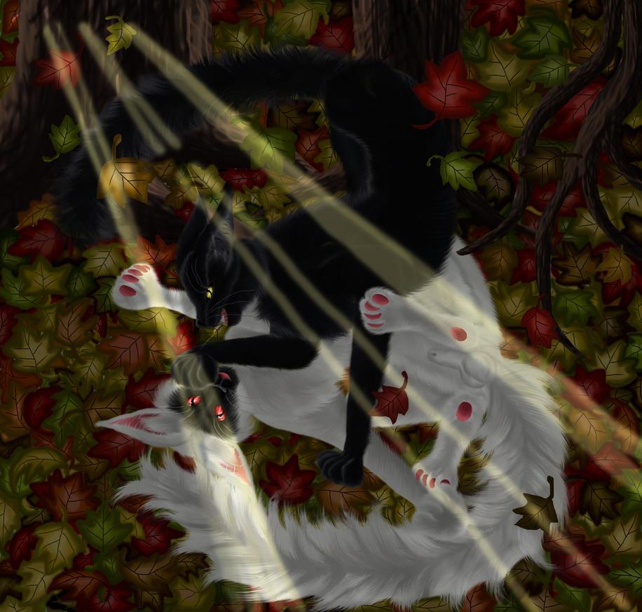 Autumn joy- dark by Selina99999
