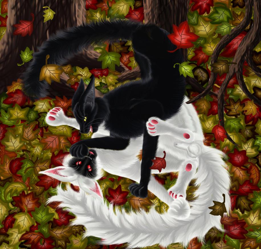 Autumn joy by Selina99999