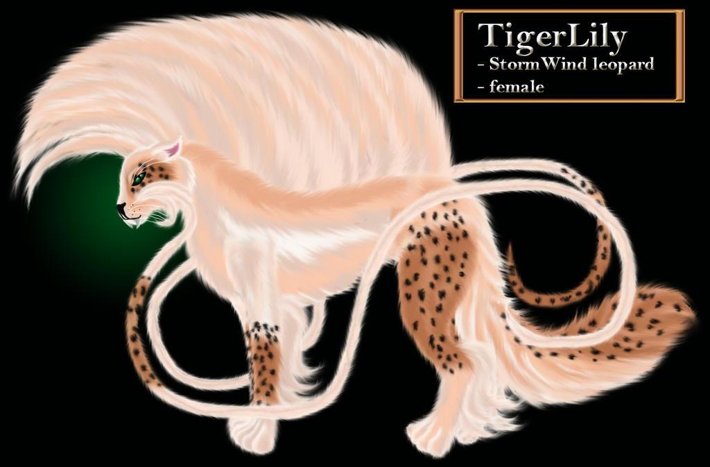 Cs: TigerLily - COSAM by LadyAlluvia