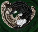 Grass Hug - TKOB by LadyAlluvia