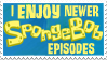 PRO New SpongeBob Stamp by RaccoonFoot