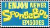 PRO New SpongeBob Stamp
