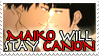 Stamp: Maiko Support by Coonfoot