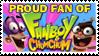 Stamp: Proud Fanboy Fan by RaccoonFoot