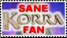 Stamp: Sane Korra Fan by Coonfoot