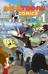 Commission: Nicktoons Comics #1