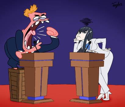 Commission: A Meathead Debate