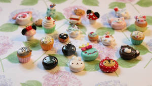 Polymer Clay Charms!