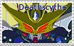 Deathscythe Stamp by Robotmonkeygirl91