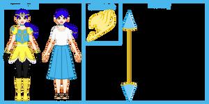 Fairy Tail NG: Simone Scarlet