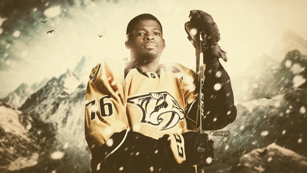Pk Subban Wallpaper Predators