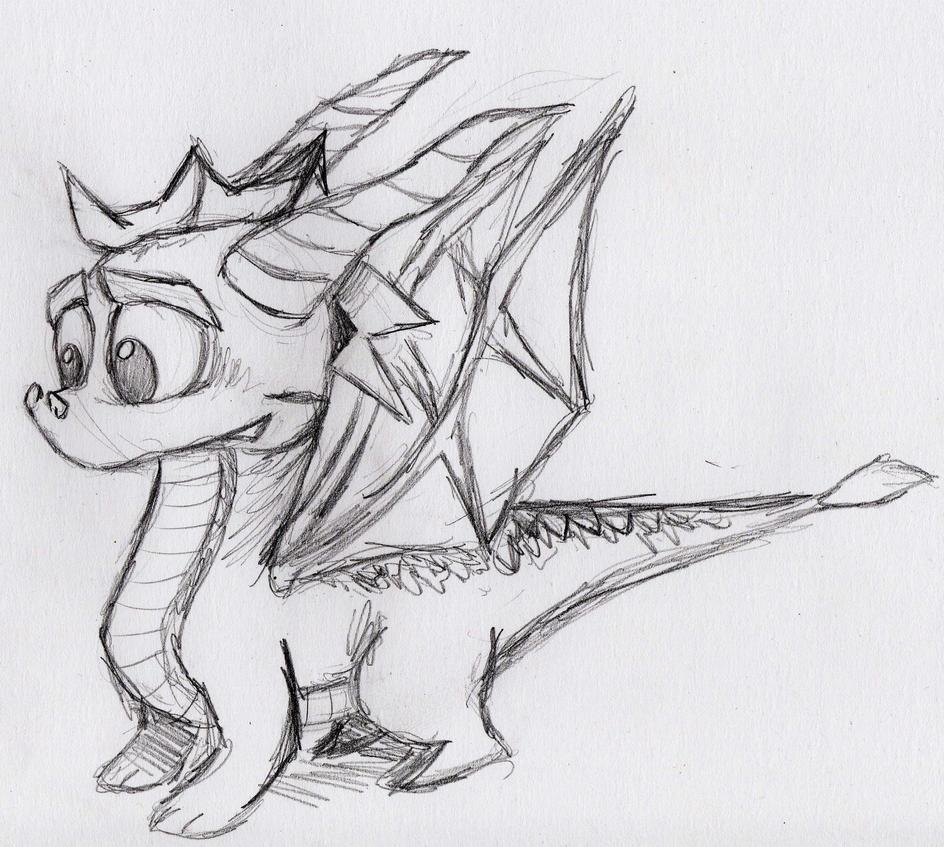 Dragon Sketch Viewing Gallery