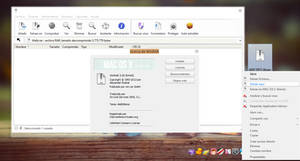 MAC OS X   Winrar Theme