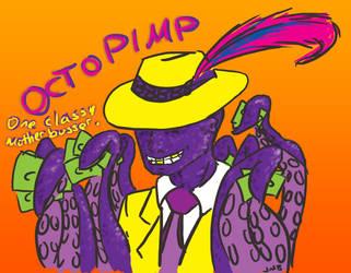 Octopimp by AdmiralAlibi