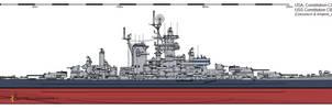 Constitution-class Battle Cruiser (1945)
