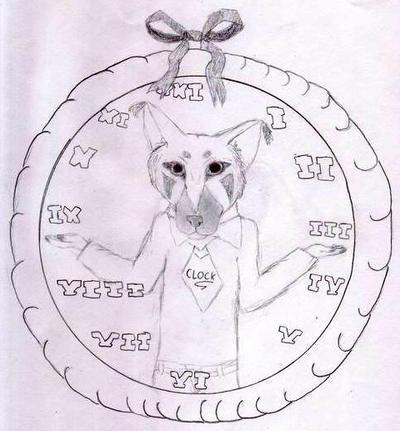 Time's a Ticking by raiku321
