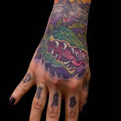 Little Shop of Horror Tattoo