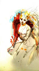 Angel by Razriel