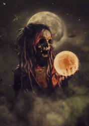 Necromancer by AndrejZT