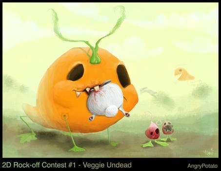 1.  Veggie Undead