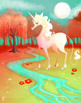 commission - unicorn