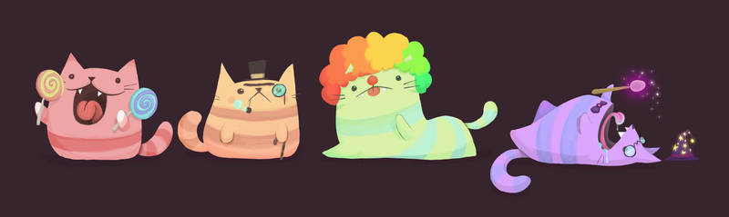 Twitch - Fat Cats by AngryPotato