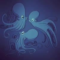 Art Prompt - Octopi