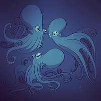 Art Prompt - Octopi