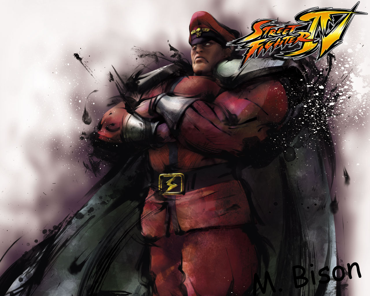 M. Bison by skolberg on DeviantArt