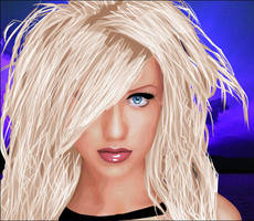 Christina Aguilera Vexel by asiandreajq