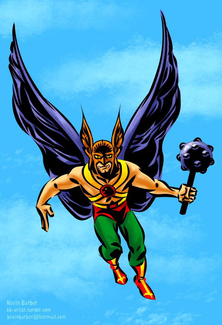 Hawkman by KB-ARTIST
