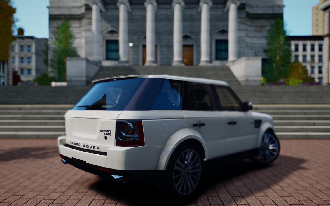 2010 land rover range rover sport hse by creat1ve11 on deviantart. Black Bedroom Furniture Sets. Home Design Ideas