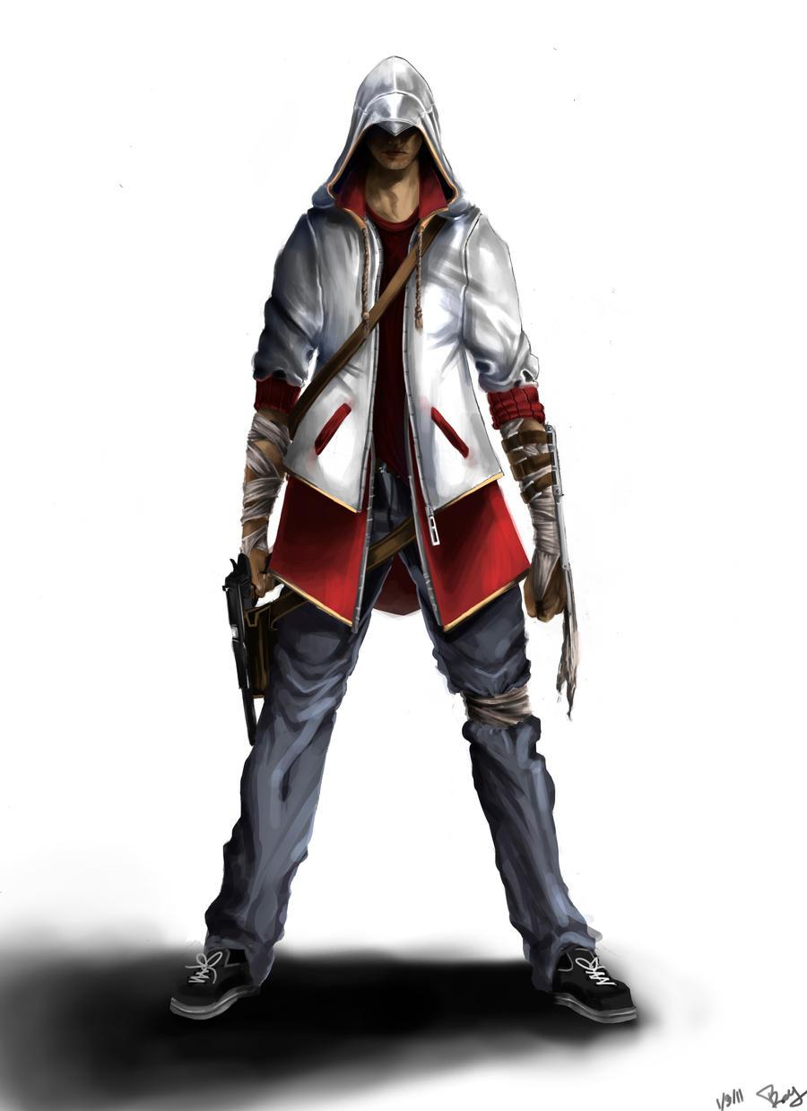 Modern day Assassin concept by Springs on DeviantArt