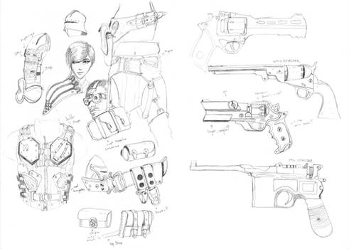 Gear sketching