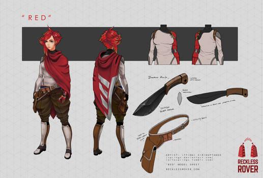 Red Sheet part 1