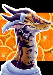Orange Dregone