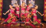 bharatanatyam .