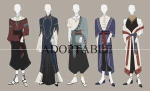 [Closed] Adoptable Outfit #set10