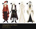 [Open1/4] Set Price Adoptable Outfit #set13
