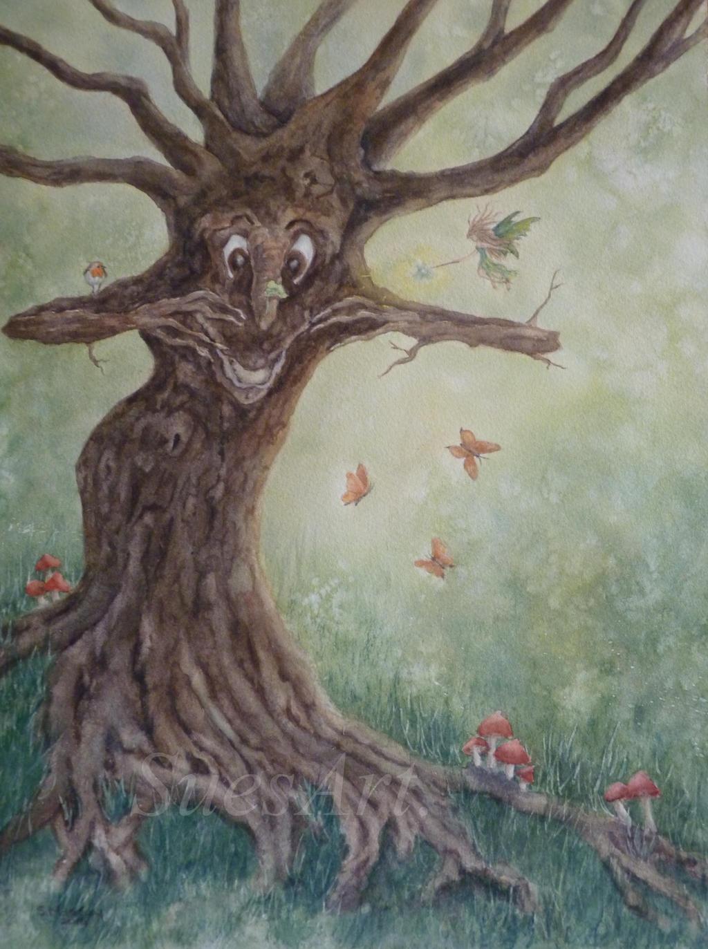 Nature's Magic by SueMArt
